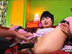 Japanese anal queen