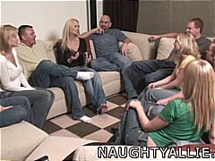 housewife, group, orgy, wives, game, huge, swinger