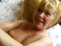 klit, amateur, nabyskoot, blond