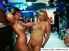 Amateur girls drunk dancing
