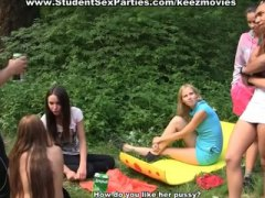 russes, real, estudiants, col·legi universitari, orgies, grup, amateur, públic