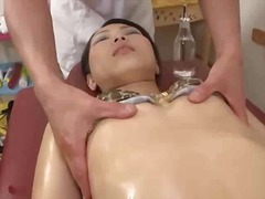 fingering, asian, massage, japanese, reality, play