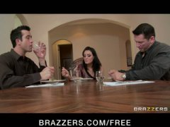 charley chase,  mom, wife, babe, office, double penetration, group, tit, milf, double, orgy, deepthroat, boss, big tits, brunette, orgasm, dp, threesome, penetration,