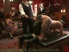 party, groupsex, group, vintage, hardcore, whipping, slave, public, domination, reality, theupperfloor.com