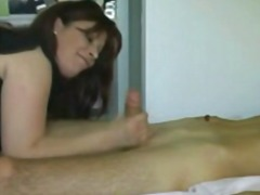 sex, lick, busty, dude, fucking, cum, stockings, sexy, sucking, brunette