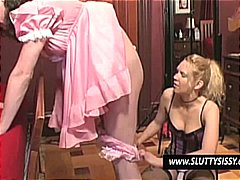 uniform, shemale, onderklere, transvestiet, speelding, fetish, upskirt, boud, transform seksuele