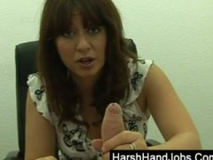 renee richards,  fetish, handjob, female domination, milf, frivol, britisch, euro, pornostar, milf, pov, boss, handjob