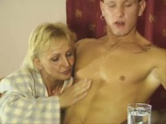 pounded, blowjob, stockigns, stripping, mature, hairy, mom, table, blonde, room, old young, on
