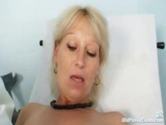 pussy, fetish, close up, mature, gyno, granny, kinky, old, doctor, speculum, older, gyno exam
