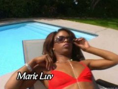 marie luv,  deepthroat, white, double penetration, marie luv, blowjob, interracial, big-cock, double-anal
