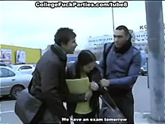 russian, 18 year old, teen, drunk, 18, orgy, gangbang, gets, year, car, group, students, old, girl, banged