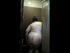Kaylee's cell phone shower video