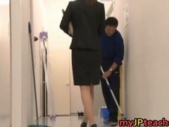 Ai haneda asian teacher gets a hard part5
