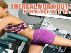 Charley Chase, hardcore, there, gym, therealworkout.com, reality, charley, workout