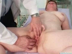 mom, oldpussyexam.com, kinky, clinic, milf, stick, hairy pussy, hairy, bbw, amateur, gyno, pussy, ugly, mother, gets, exam