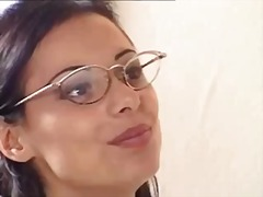 cock, facial, close up, cumshot, hardcore, blowjob, doggystyle, doctor, dirty, glasses, ass, anal