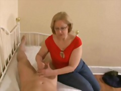 handjobs, old + young, mom, cumshots, best, knows