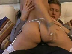 Luscious Lopez, hardcore, luscious lopez, creampie, lopez, stockings, blowjob, amateur