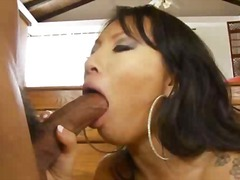 asa akira,  pornstar, cumshot, big tits, oral, interracial, hardcore, jizz, fake tits, blowjob, sex, black cock