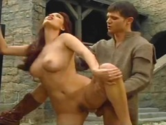 tera patrick,  costume, hairy, pussy eating, doggystyle, pornstar, hardcore, beauty, close up, brunette, big tits
