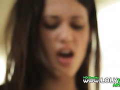 couch, realy, brunette, getting, ultra