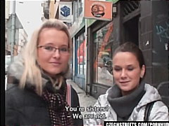 homemade, blowjob, point-of-view, public, handjob, european, amateur, czechstreets.com, glasses