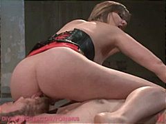 rough-sex, adult-toys, divinebitches.com, extreme, toys, bondage, strap-on, tied