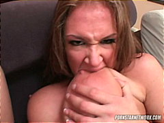 Tory Lane, brunette, hardcore, ass-fuck, blowjob, double-penetration, pornstar, fingering