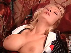 vivian schmitt,  german, mother, anal, mmf, vivian schmitt, mom, dp, blonde, milf, european, big-tits
