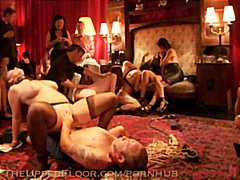 orgy, public, group-sex, domination, bondage, torture, kinky