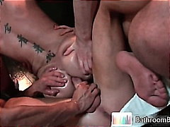 massage, groupsex, blowjob, rubbing, rub, oil, gaysex, orgy, anal, oiled, hunk, group, creampie, hardcore, threesome