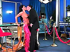 lanny barbie,  reality, dancing, lanny, brunette, tits, barbie, rubbing, lanny barbie, tight, blowjob, jessica lyn,