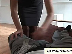 pov, hand job, fetish, anders, blond