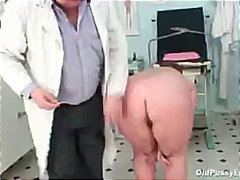 milf, granny, oldpussyexam.com, exam, pussy, clinic, fetish, mature, doctor, gyno, kinky