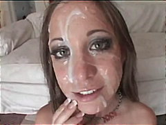 facial, fetish, compilation, cumshot