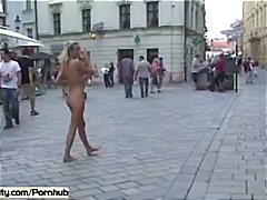 nude-in-public, naked, outdoors, public, flashing, outside, nude