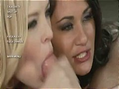 alexis texas, charley chase,  gag, charley chase, alexis texas, suck blowjob, sloppy, swallow