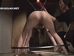 Asian bdsm compilation with gals bound, gagged and painfully tortured