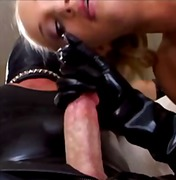 angel long,  anal sex, facial, blowjob, blonde, couple, latex, cum shot, fetish, caucasian, angel long