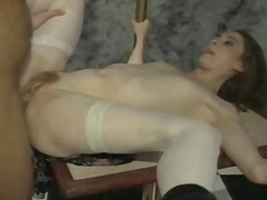vintage, anal, rousses