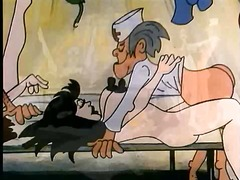 vintage, funny, andrea spinks, cartoons