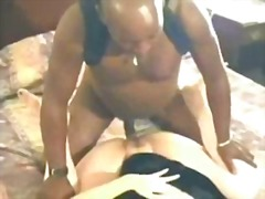 Cuckold homemade - fat wife and a bbc