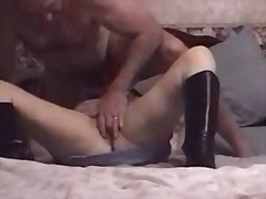 First try for hairy pussy