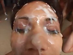 lucy thai,  asian, thai, lucy thai, bukkake, blowjobs, facials