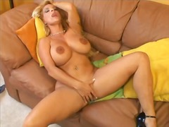 holly halston,  holly halston, big boobs, milfs, blondes,
