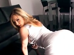 Alexis Texas, dress, curvy, solo, softcore, tease, alexis texas, big ass