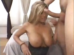 kristal summers,  blonde, deepthroat, big tits, pornstar, blowjob, titjob,