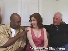 share, busty, interracial, wife, hairy, redhead, swinger