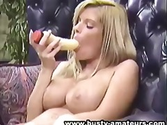 titten, blond, masturbationen