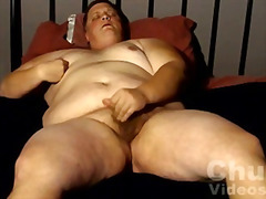 wank, fat, big, jerk, gay, dick, man